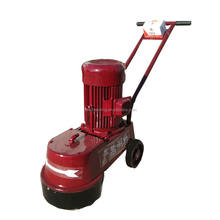 Hot sell in Southeast Asia cheap price concrete terrazzo floor grinder terrazzo machine