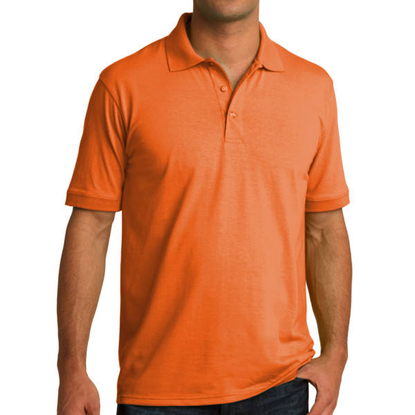 China factory price made with up to 5% recycled polyester from plastic bottles 1x1 rib knit collar and cuffs mens polo shirt