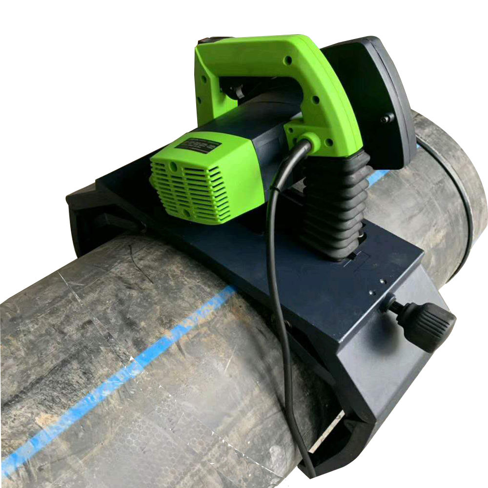 NEW Portable Electric Steel HDPE Pipe Cutting Machine Multi-Function Pipe Cutter Saw Machines