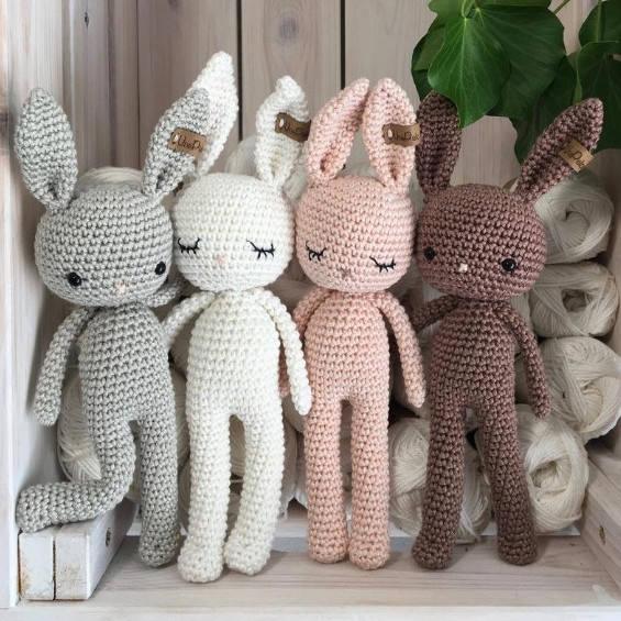 Tığ işi bebek Amigurumi köpek çıngıraklı oyuncak bebek hediye ...   565x565