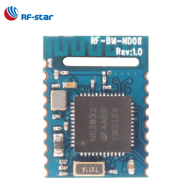 long range nrf52832 module small antenna BLE nrf52832 module for smart toy nrf52832
