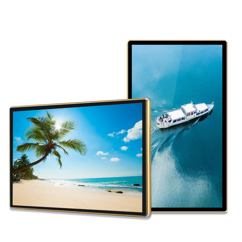 Indoor full hd 32 43 49 55 65 con narrow bezel open frame play video montaggio a parete <span class=keywords><strong>lcd</strong></span> pubblicità digitale segnaletica display monitor