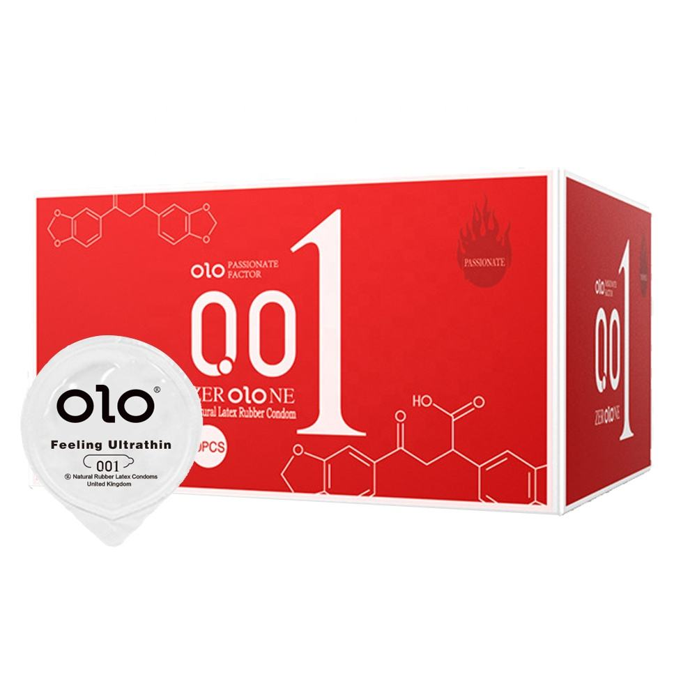 Free samples OLO Condom SPA Pearl Granule G Point 001 Sexy Female Condom For Latex Condom