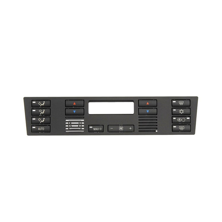 Car Center Console A/C Air Conditioner Control Panel OEM 64118375645 64 11 8 375 645 FOR BM-WS E-39 5-SERIES E-53 X-5