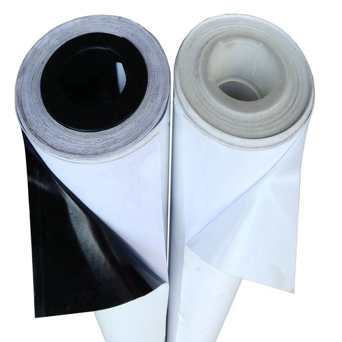 Waterproof Matt Glossy PVC Cast Vinyl Printable Inkjet Self Adhesive Vinyl Rolls Supplier