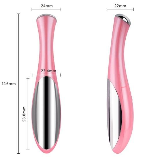 Electric massage beauty device Shenzhen eyes care vibrating pen eye facial vibration massager