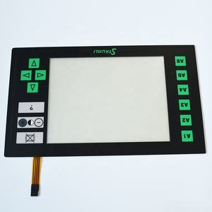 Orginal Import 12 Inches Staubli JC5 / JC6 Jacquard Resistive Capacitive Large Touch Screen Panel
