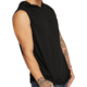 Men Sleeveless T Shirt Hooded Tank Top Male Sports Summer Hoodie Muscle Bodybuilding T Shirt Men Fitness Vest Blank T Shirt