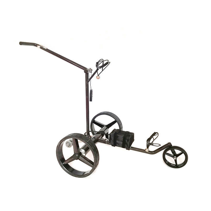New Design Carbon Frame Golf Electric Trolley