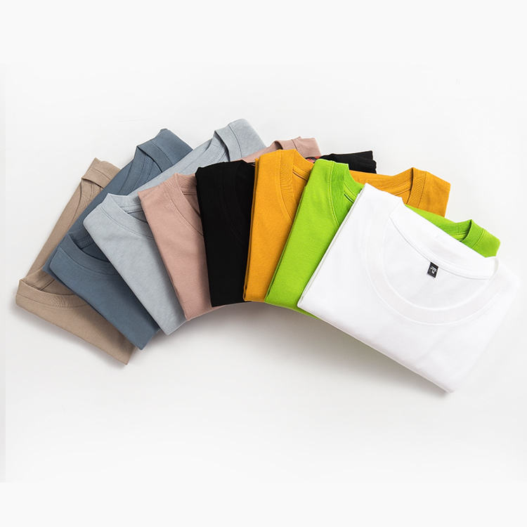 Top sale bleached tshirt t shirt low price low moq for daily life