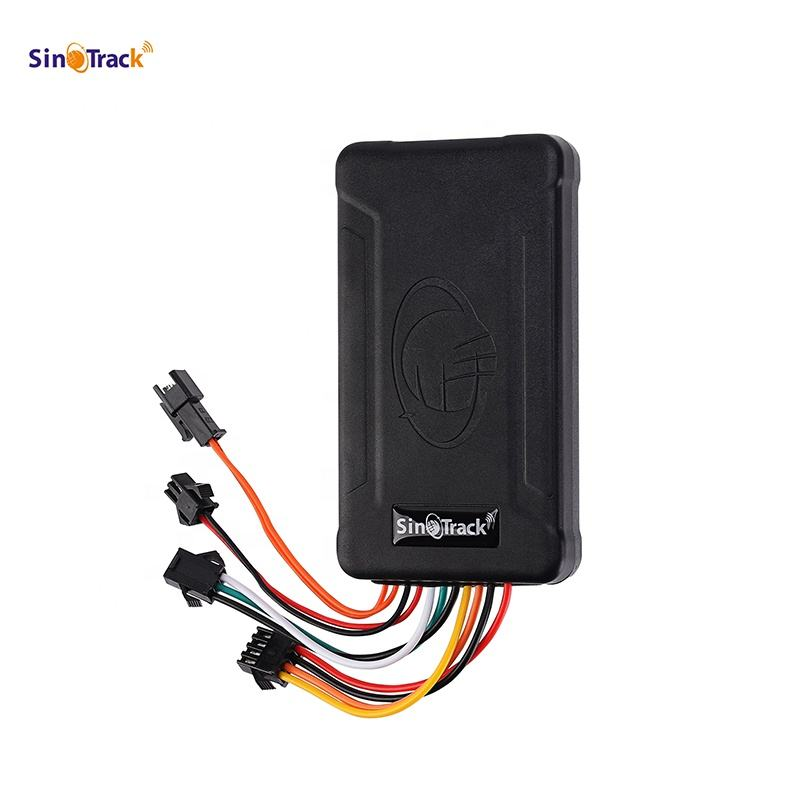 Sinotrack ST-906 GPS Device Tracking System Vehicle GPS Car Tracker With Voice Monitoring SOS Button