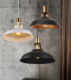 Vintage Home Decoration Iron E27 Edison Barn Chandeliers Ceiling Modern LED Industrial Light Pendant Lights Ceiling Lights