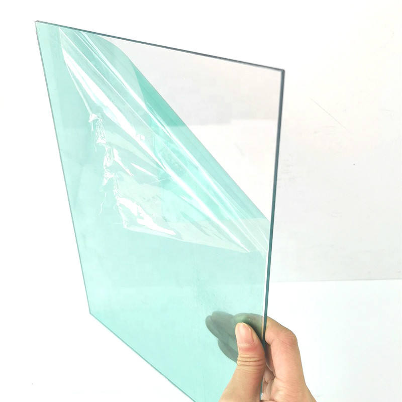 Hot selling transparente plastic 0.5mm thin thick clear plastic uv petg sheet for proteccion cover
