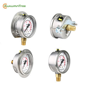 Pressure Gauge Filled Pressure Gauge Manometer Liquid Filled Pressure Gauge
