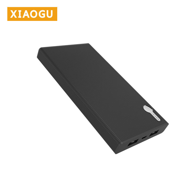 micro 2A input Qualcomm Quick Charge 3.0 4.0 10000mah power bank for android device