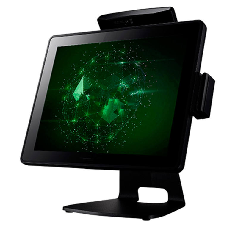 Touch 15 inch RFID Tablet windows POS Terminal Epos hardware flat touch screen Kassa & pos terminal