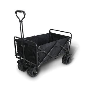 Fabrik-direct Oxford tuch faltbare warenkorb/auto/klapp camping trolley
