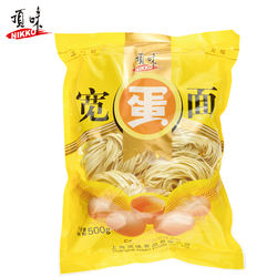 2020 Top Sale instant cooking noodles 500g wide noodles