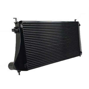JSY0168 Racing Car Aluminum Intercooler for Car A3 S3 Golf 7 G ti R MK7 1.8T 2.0T