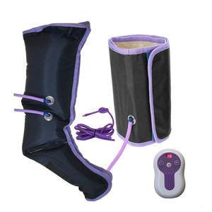 Ayarlanabilir kol/bacak Lymphedma arka bacak kurtarma botları hava sıralı sıkıştırma terapi cihazı