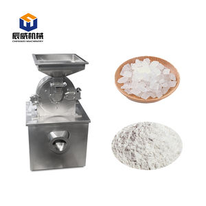 CW Large capacity 30 - 300kg/h dried ginger slices turmeric black white pepper pulverizer machine
