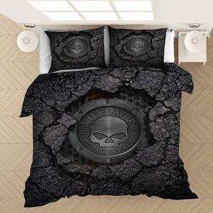 Harley Davidson Comforter Set Harley Davidson Comforter Set Suppliers And Manufacturers At Alibaba Com