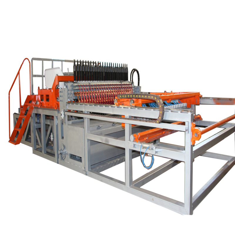 fully automatic fencing wire mesh welding machine for panels