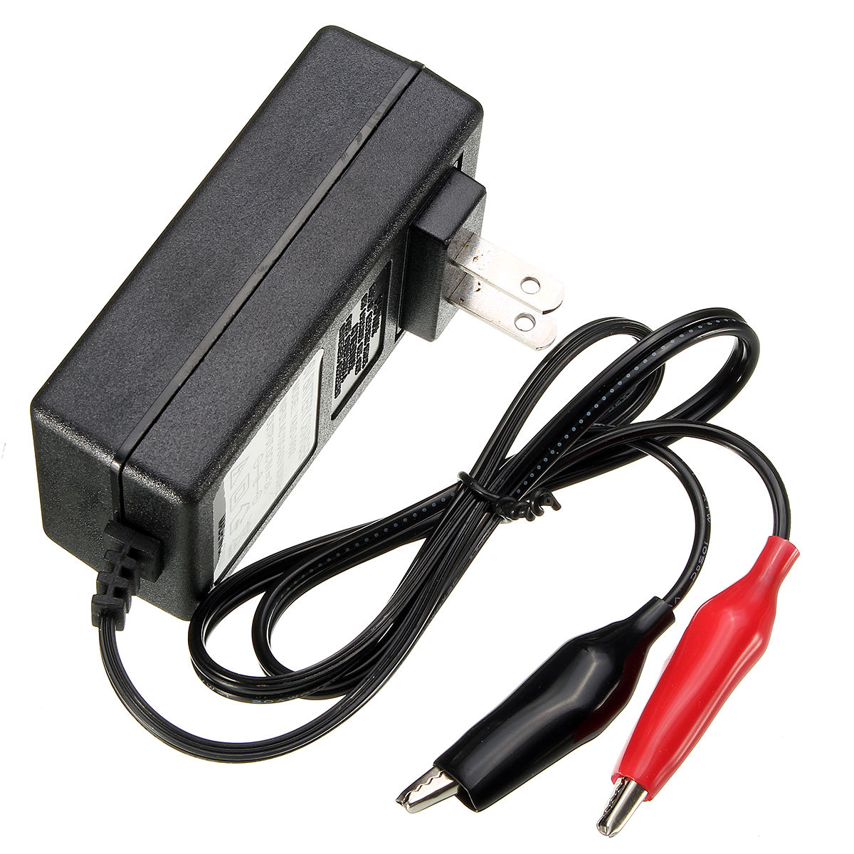 12V 2A battery charger for 12V lead acid batteries