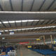 Air conditioning duct industrial plant cooling fan ventilation system air supply duct