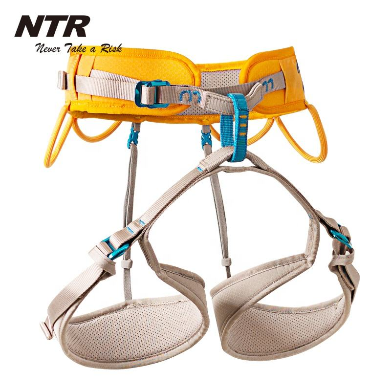 Climbing harness professional mountaineering rock climbing harness rappelling work safety harness