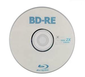 BD-RE 25Gb 2X Printable/Blu-Ray Disc Blank