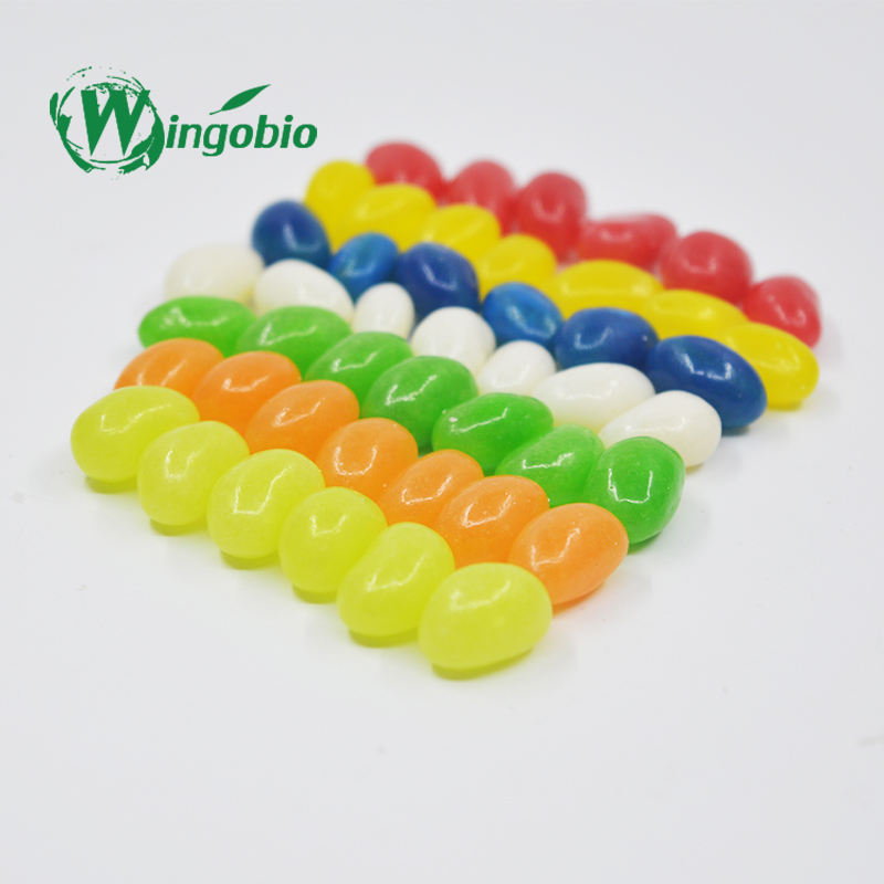 High quality customized jelly beans bulk jelly bean candy
