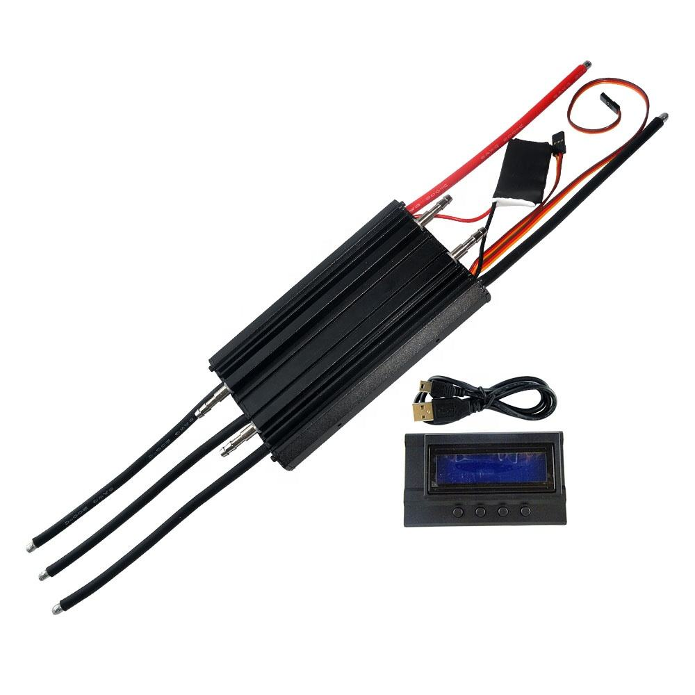 Maytech Splashproof 300A OPTO 14S ESC Water cooled Brushless Speed Controller for Boat Electric Surfboard Efoil