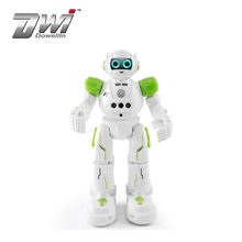 DWI High Quality Electric Music Dancing Intelligent Children's Toy Remote Control RC Robot