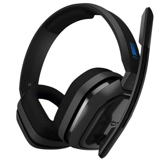 Logitech (G) Astro A10 ESports microphone recommended computer game headset PS4 headset type