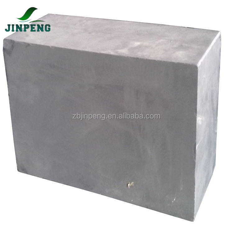 High Pure Edm Sparking Carbon Graphite Block For Metals Melting Factory