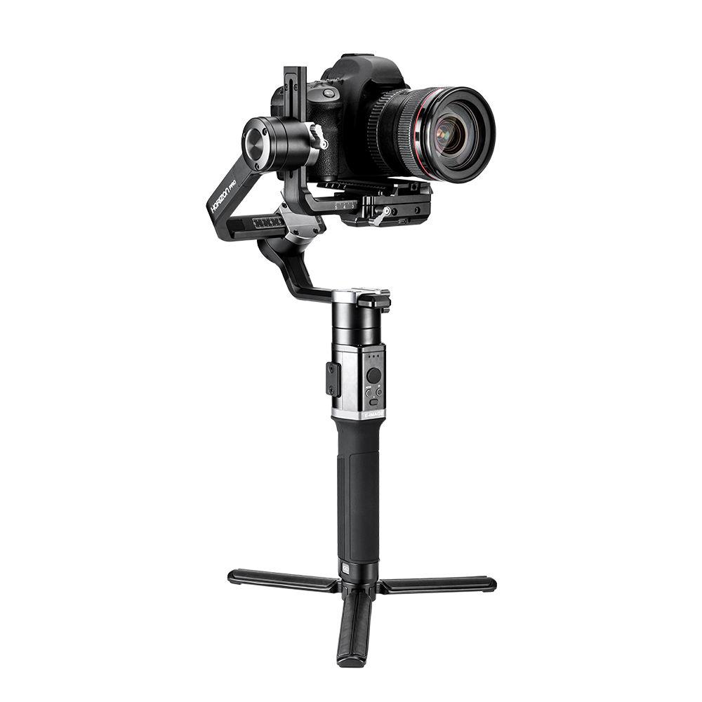 Ocamo Camera Stabilizer Handheld Camera Stabilizer Shock Stabilizer for Camcorder DSLR Gimbal(Black)