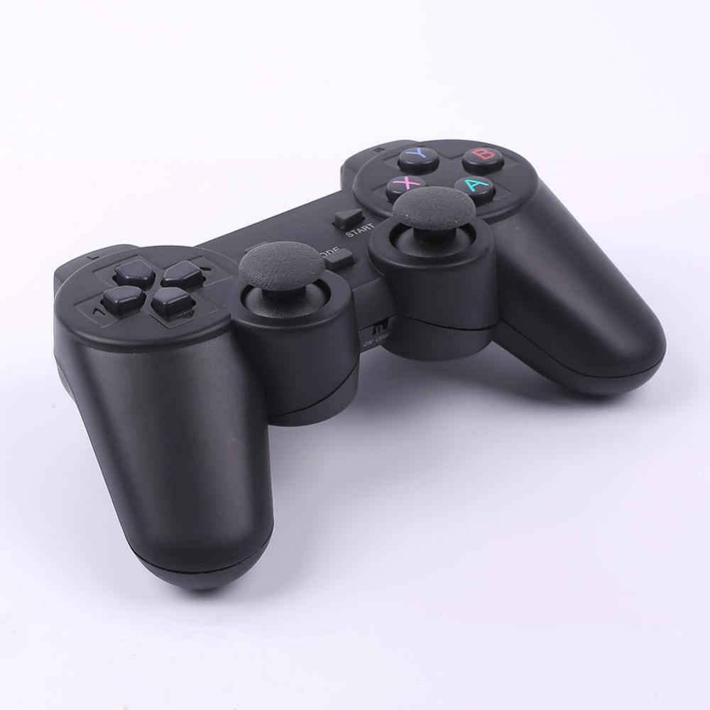 D2 inalámbrico Gamepad PC para PS3 TV Box Joystick 2,4G Joypad controlador de juego remoto para Xiaomi Android