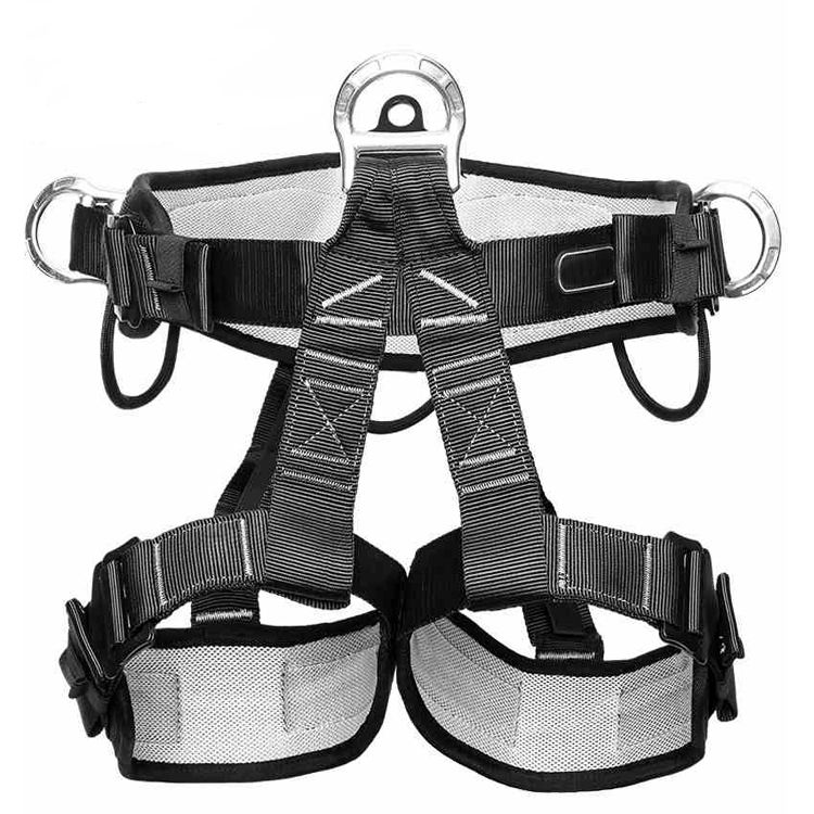 customized top quality new body safety+harness belt with tool belt harness climbing fall arrester use