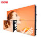Tv Lcd Wall Display 55inch 4x4 Ultra Narrow Bezel Mount Videowall Monitor Multi Screen Tv Advertising Lcd Video Wall Screen Display