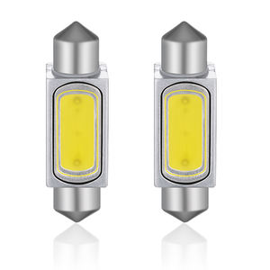 New LED 41mm 6411 560 Double Pointed COB 2SMD Car Night Light