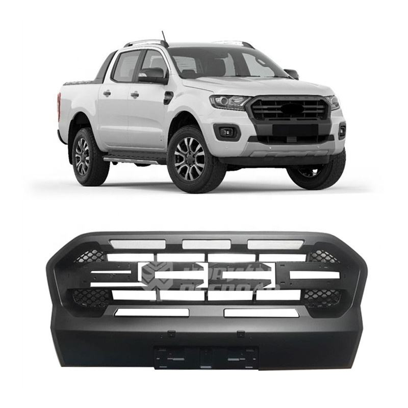 Modified 4x4 Auto Front Grill For RANGER WILDTRAK 2018-2020