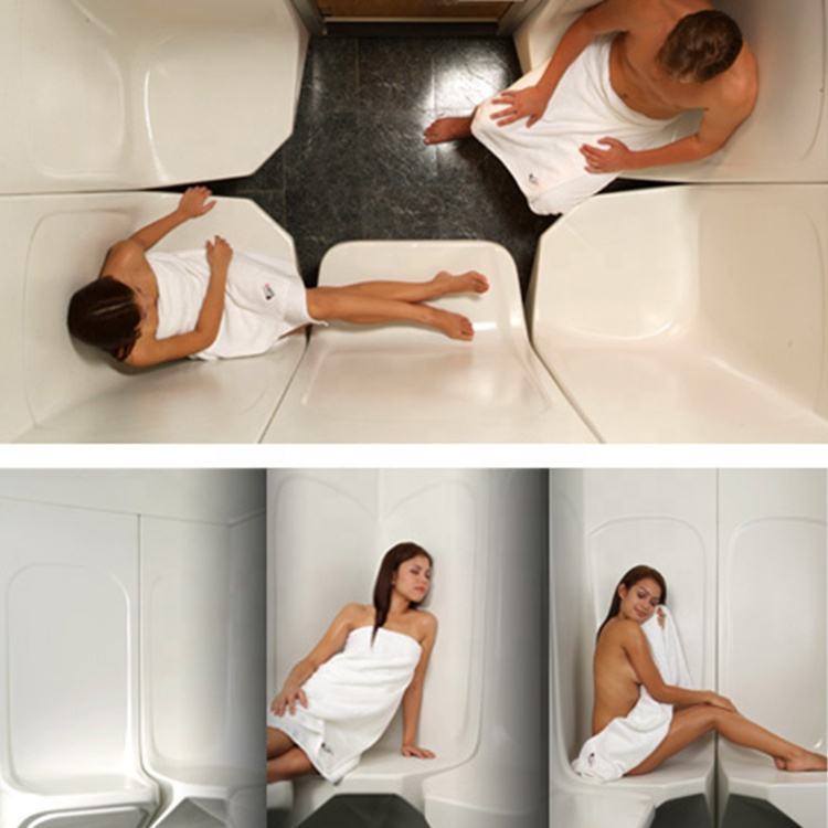 Portable electric steam box steam sauna shower steam room acrylic with glass door sauna bath cabin