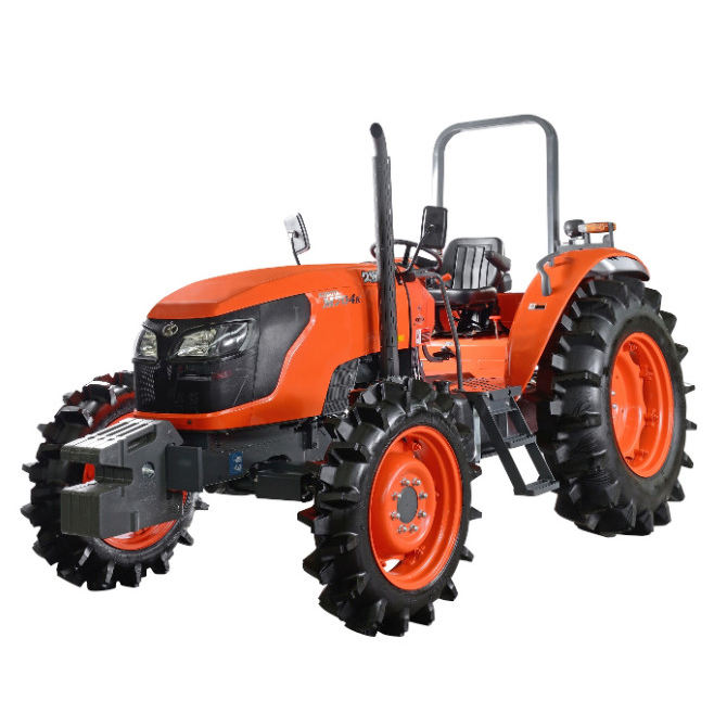 Cheap used tractors kubota 70hp 85hp 95hp wheel farming tractor in stock