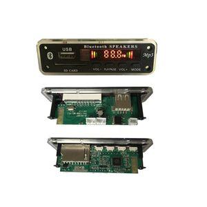 JK6836BT-C Bluetooth FM radio MP3 module for speaker, Bluetooth mp3 decoder board audio decoder module