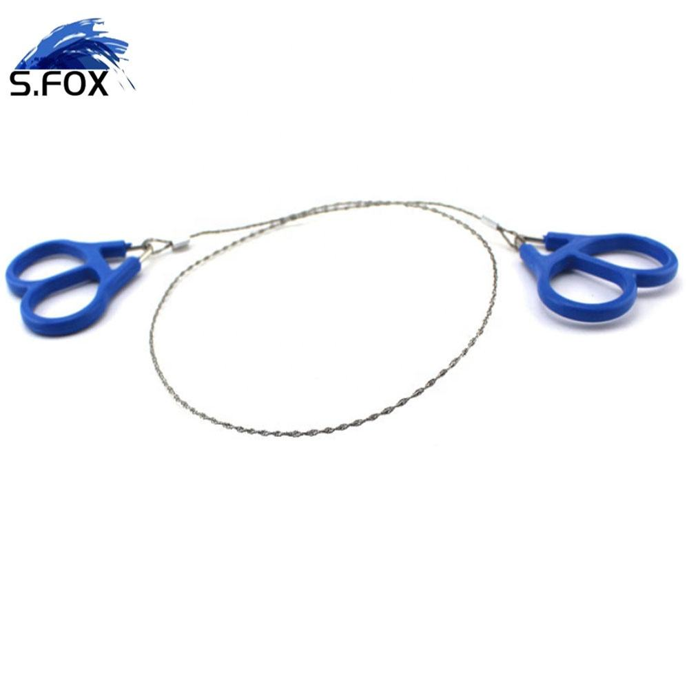 Outdoor Camping Draagbare Praktische Emergency Survival Gear Steel Wire Saw