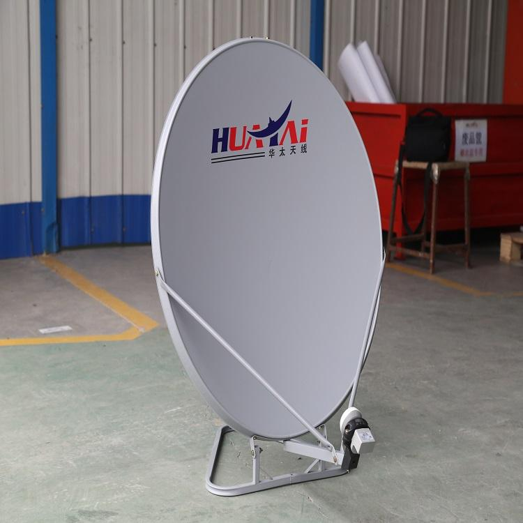 High Quality reception design outdoor Caliber Satellite Tv Dish Antenna