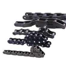 Transmission Chain Conveyor Drive Metric Ansi Din Standard Pitch industrial Heavy Duty Stainless Steel Cast Roller Chains