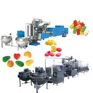 Gummy Bear Jelly Soft Candy Making Machine