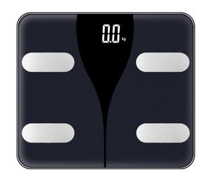 Factory Original FDA 180kg Glass Smart Bluetooth Digital Bathroom Body Weight Fat smart bmi Analysis Personal Weighing Scales